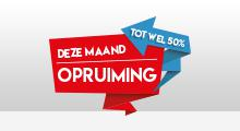 Opruiming/leegverkoop stickers