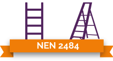 NEN 2484 stickers