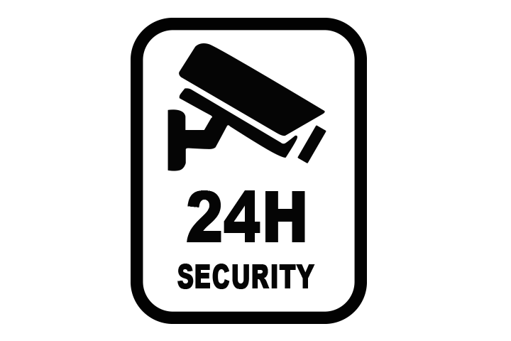 Camerabewaking security sticker