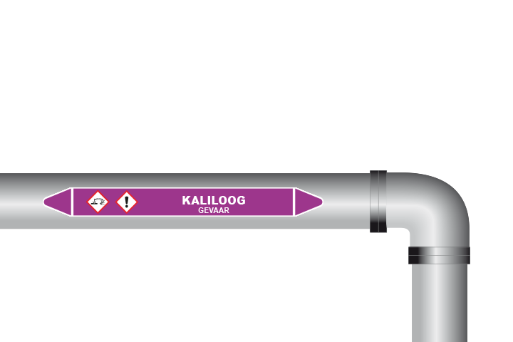 Kaliloog sticker