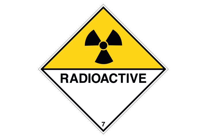 Radioactive - Business Stickers