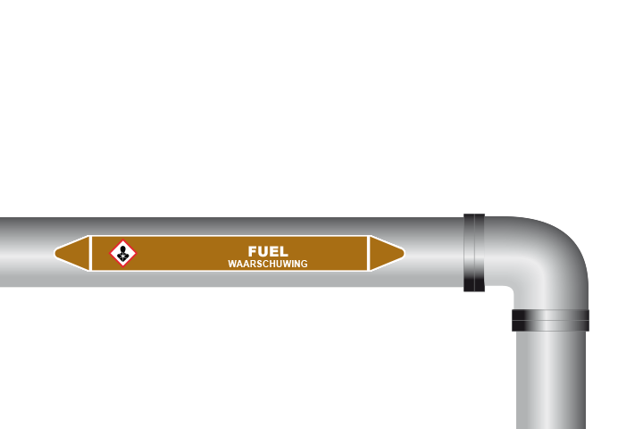 Fuel sticker